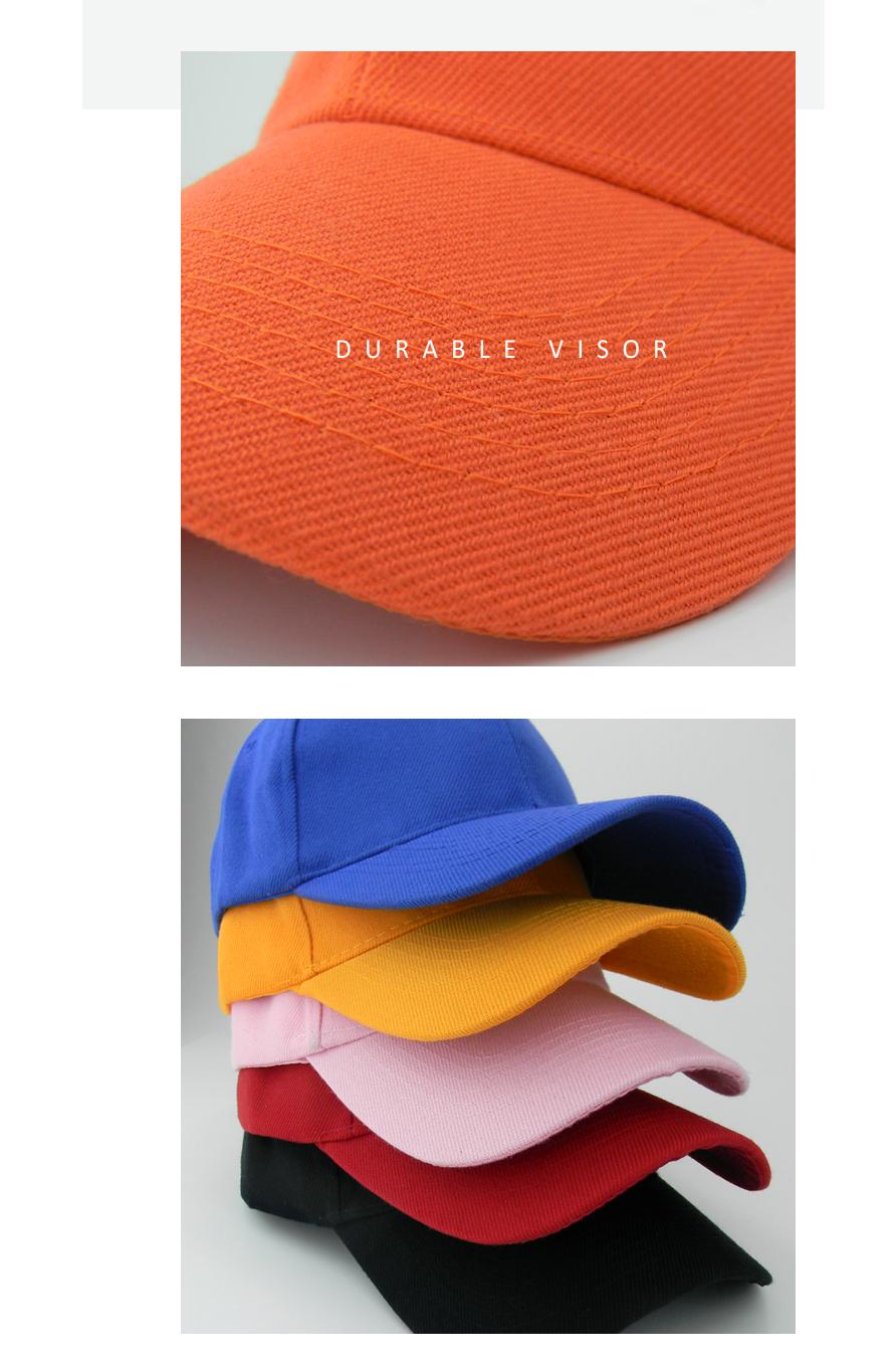 velcro baseball hat